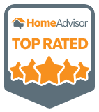Stress-Free Roofing -- HomeAdvisor Top Rated Award
