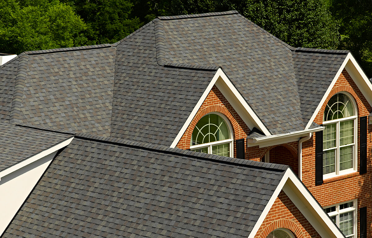 CertainTeed Asphalt Roofing Shingles - Stress-Free Roofing