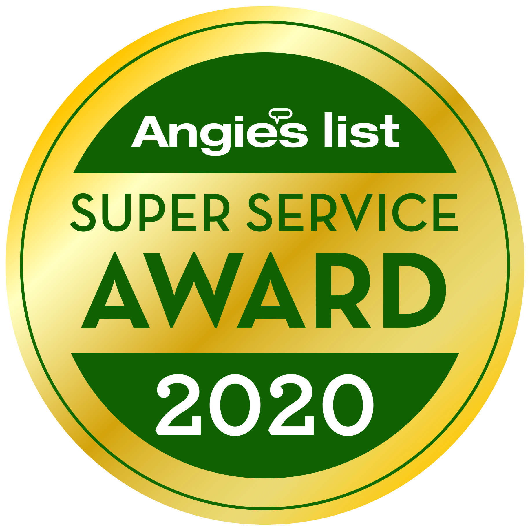 Stress Free Roofing Earns 2020 Angie's List Super Service Award
